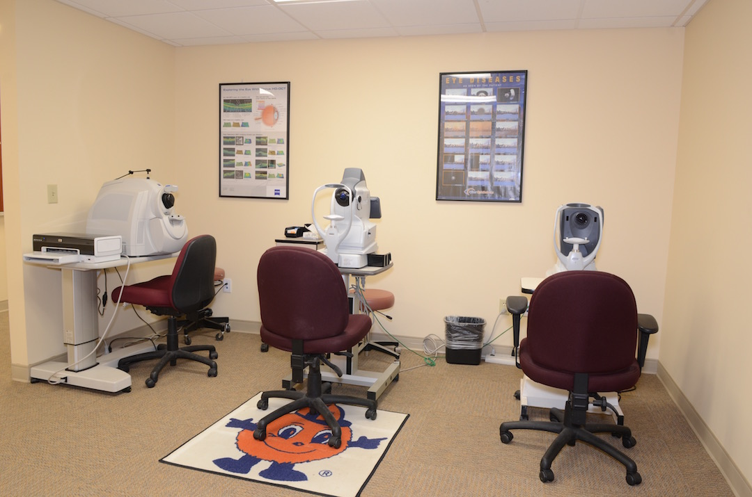 Druger Eye Care Routine Optical Services